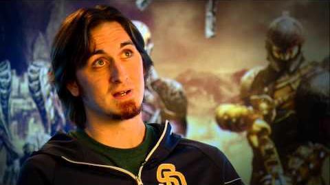 Nosgoth - Meet the Team Jimi Doss, Game Designer