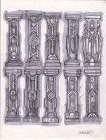 Kain-columns