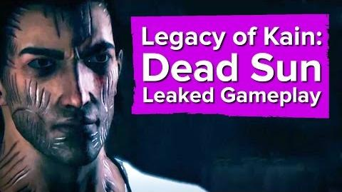 Legacy of Kain Dead Sun - Leaked Gameplay Footage