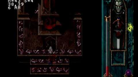 Blood Omen Legacy of Kain - Deleted Five-Tier Magic Meter