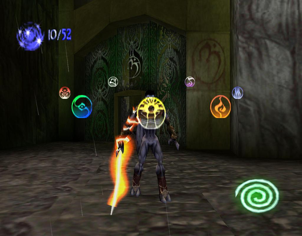 Ring Menu Legacy Of Kain Wiki Fandom Powered By Wikia