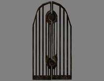 Defiance-Model-Object-Pillars gate