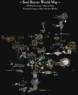 World Map Evolution-01-Maps-Soul Reaver World Map-1999-01-23-Material-Annotated