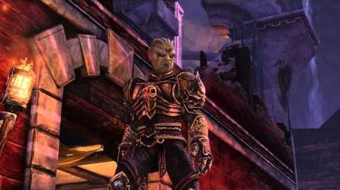 Nosgoth Vampire 'Evolved' Skin - The Reaver of Clan Dumahim