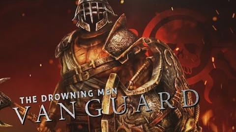 Nosgoth - New Ability, Vanguard's Bulwark