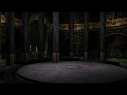 Subterranean Pillars Chamber