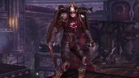 Nosgoth Vampire 'Evolved' Skin - The Sentinel of Clan Razielim
