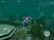 SR2-Prerelease-4Players028-Lake-SpiritForgeSwim