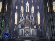Avernus Cathedral's main altar