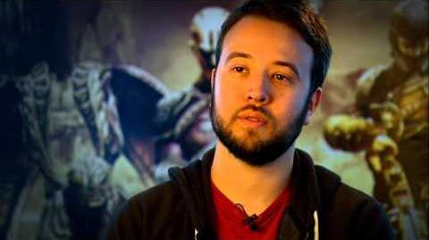 Nosgoth - Meet the Team Corey Davis, Design Director