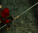 Double-bladed swords