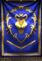 Flag of Stormwind
