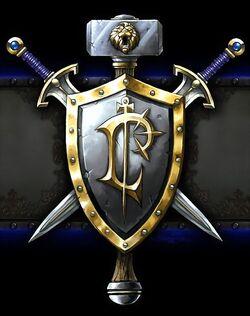 Lordaeron's coat of arms