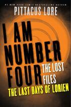 Los Archivos Perdidos Los Últimos Días de Lorien cover