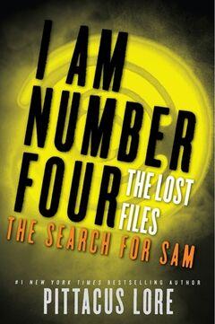 Los Archivos Perdidos Buscando a Sam cover
