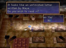 Mayaletter