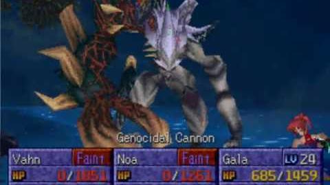 Legend of Legaia Low Level Game - Songi Round 3