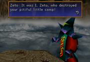 Zeto on Rikuroa