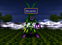 Berserker front