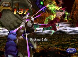 Rushing gale 3