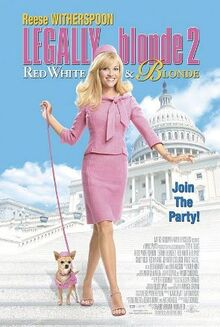 Legally Blonde 2 film