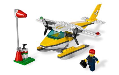 Lego City Seaplane Lego City Wiki Fandom Powered By Wikia