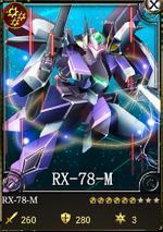 RX-78-M