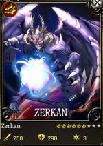 Zerkan