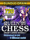 Queen of Chess Bundle Draw