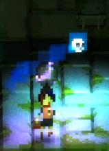 Summon skeleton enemy