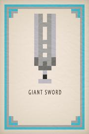 Giant Sword Card