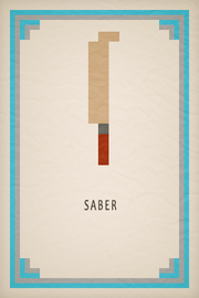 Saber Card