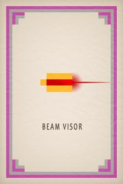 Beam Visor Card
