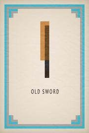 Old Sword Card