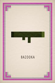 Bazooka Card