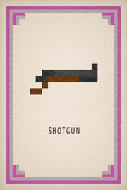Shotgun Card