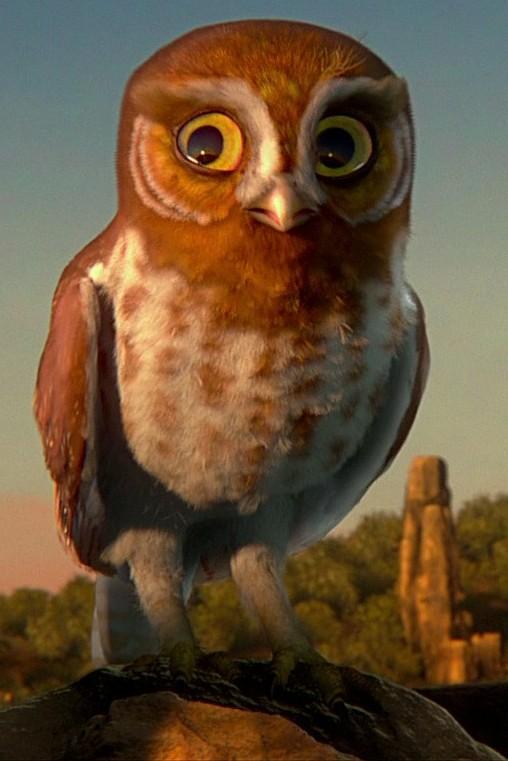 Gylfie Legend of the Guardians owls of Gahoole Wiki