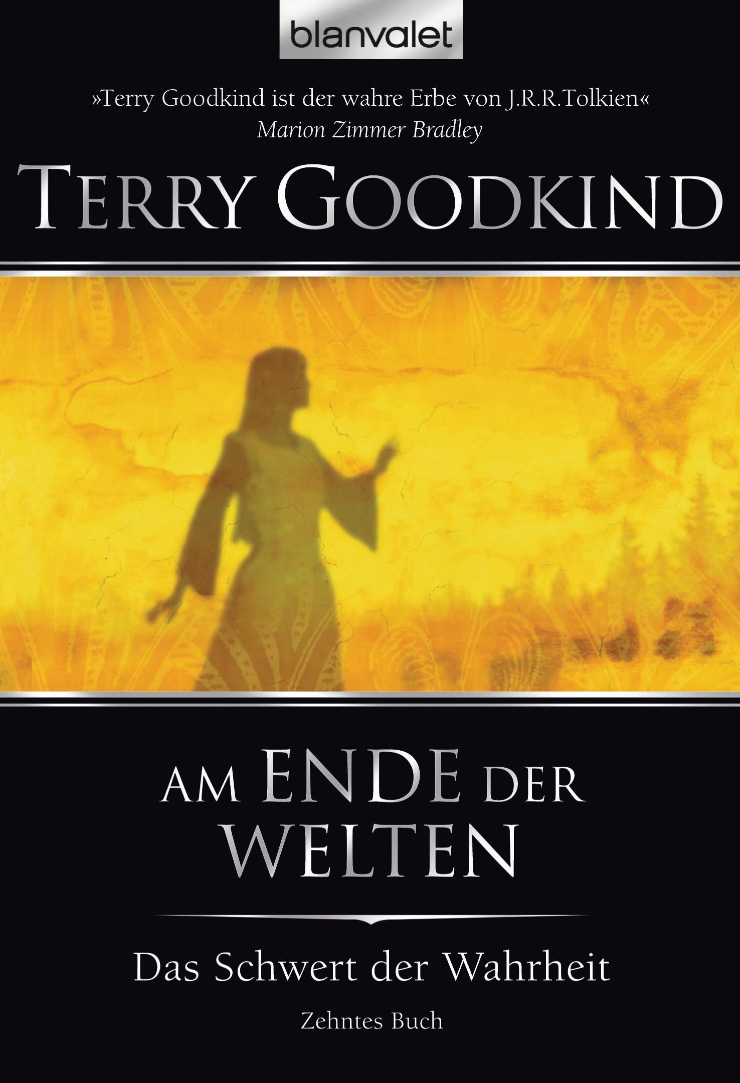 Legend Of The Seeker Buch