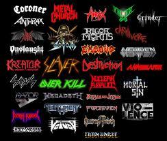 A List Of Logos Different Bandsin Genres
