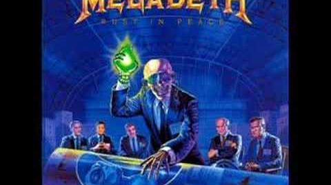 Megadeth-Holy Wars..