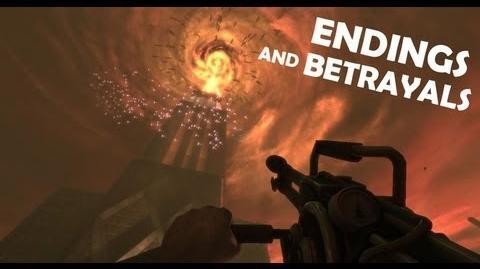 Legendary - Endings & Betrayals Full Game Ending