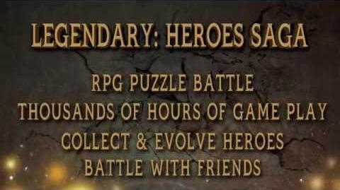 Legendary- Heroes Saga - Battle Basics Part 1
