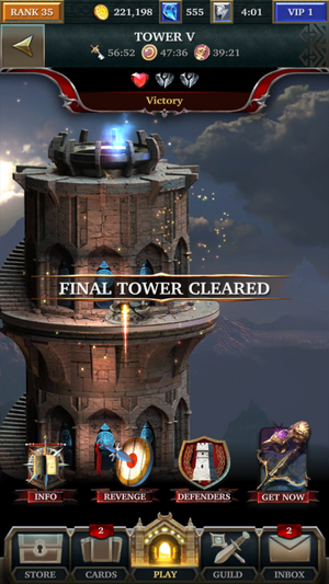 PvP Tower