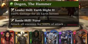 12 - leader skill