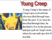 8. Young Creep's Bio