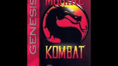 Mortal Kombat(Sega Genesis) Opening Theme-0