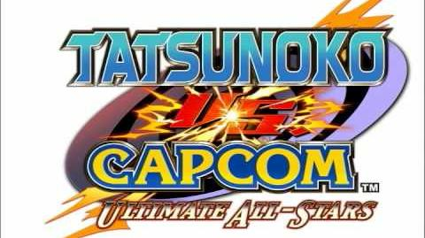 Tatsunoko Vs Capcom Ultimate All-Stars - Ending Credits Theme - Can Can