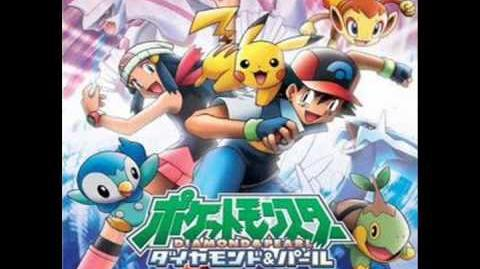 Pokémon Anime Sound Collection- Sinnoh Wild Pokemon Battle