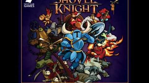 Shovel Knight OST - The Rival (Black Knight - First Battle)