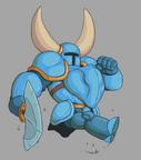 Shovel Knight move